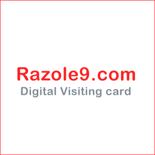 Razole9.com - MOTURI SUBRAMANYAM  Digital Visiting Card